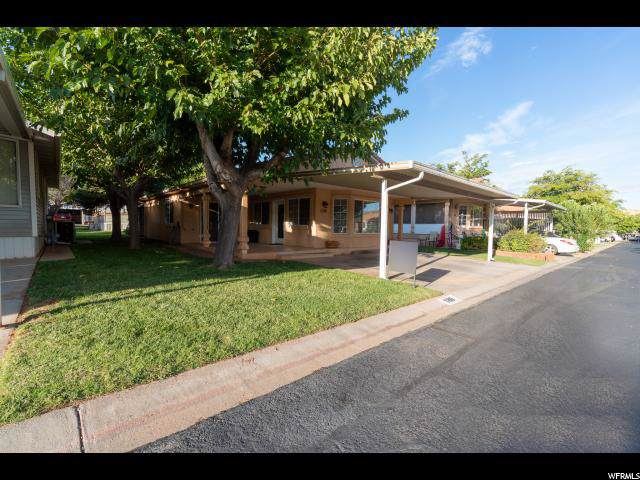 180 N 1100 E #189, Washington, UT 84780 (#1634125) :: Colemere Realty Associates