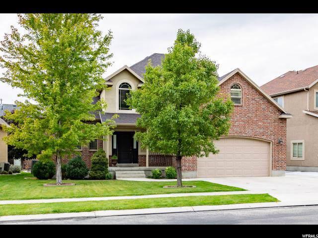4017 W Cypress Ave N, Cedar Hills, UT 84062 (#1634142) :: The Canovo Group