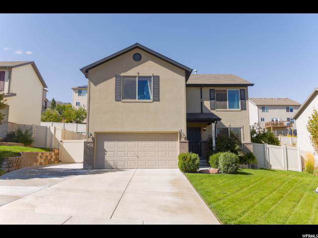3543 S Hawk Dr W, Saratoga Springs, UT 84045 (#1634145) :: The Fields Team