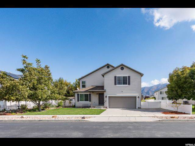 469 N Water Wheel Ln, Stansbury Park, UT 84074 (#1634152) :: RE/MAX Equity