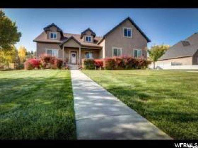 1605 S 3150 W, Vernal, UT 84078 (#1634159) :: Colemere Realty Associates