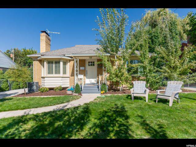 2139 E Bryan Ave S, Salt Lake City, UT 84108 (#1634185) :: Exit Realty Success