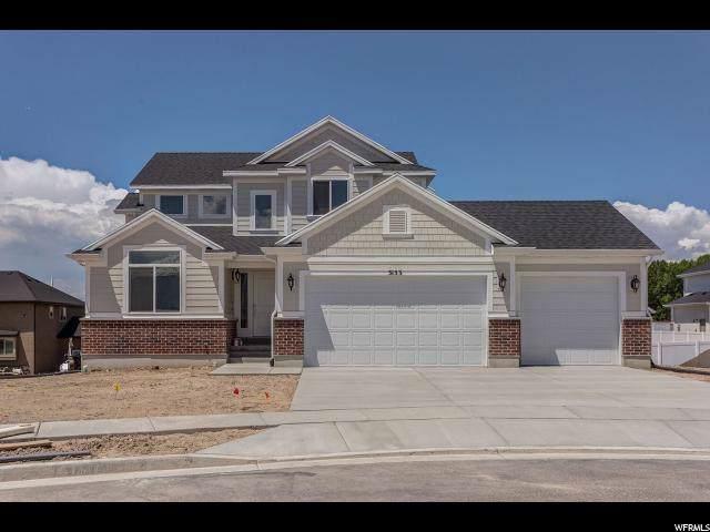 3153 N Park Ridge Dr, Lehi, UT 84043 (#1634188) :: Bustos Real Estate | Keller Williams Utah Realtors