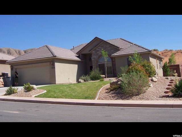 1454 E Mesa View Ln, Washington, UT 84780 (#1634222) :: Colemere Realty Associates
