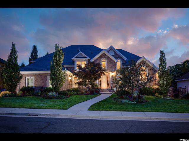 9008 S Cobble Canyon Ln, Sandy, UT 84093 (#1634224) :: Bustos Real Estate | Keller Williams Utah Realtors