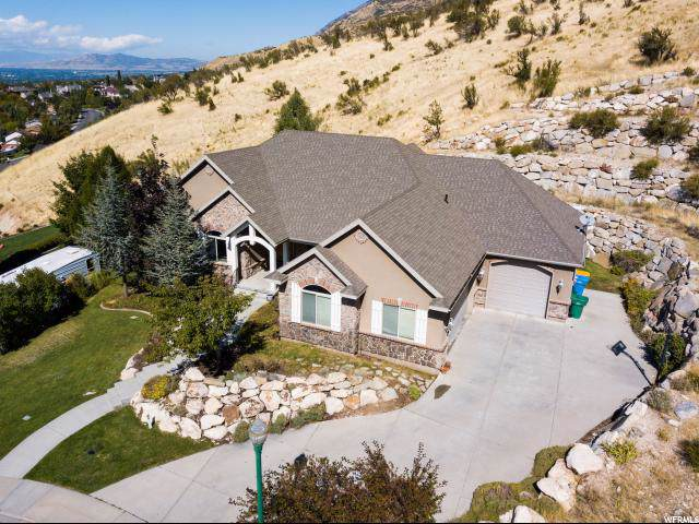925 E 1810 N, Orem, UT 84097 (#1634271) :: The Fields Team