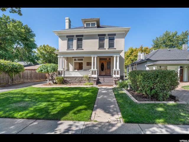 164 S 900 E, Salt Lake City, UT 84102 (#1634274) :: Doxey Real Estate Group