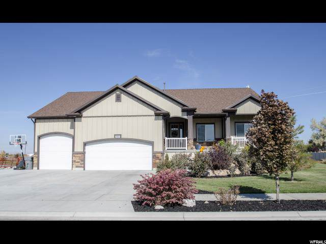 5062 W 3450 S, West Haven, UT 84401 (#1634316) :: Big Key Real Estate