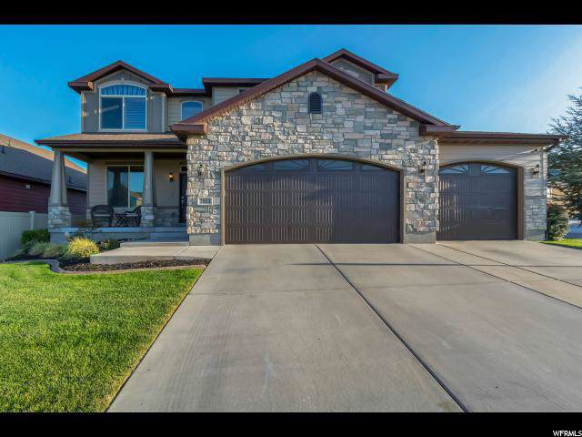 3923 W Coastal Dune Dr, South Jordan, UT 84095 (#1634320) :: Exit Realty Success