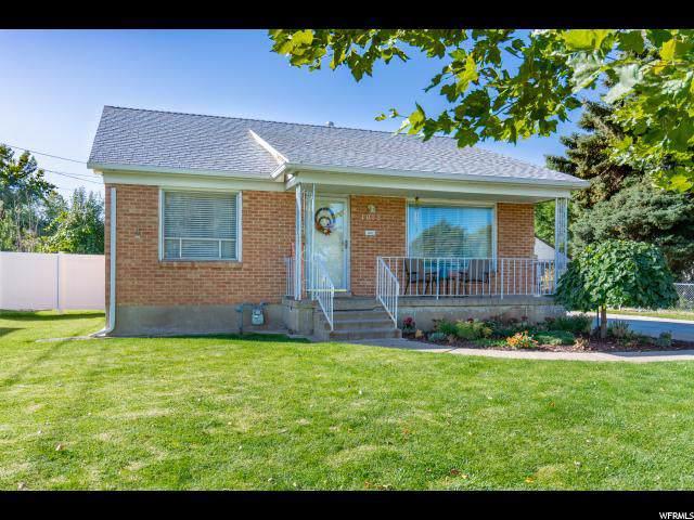 1015 34TH St, Ogden, UT 84403 (#1634353) :: Big Key Real Estate