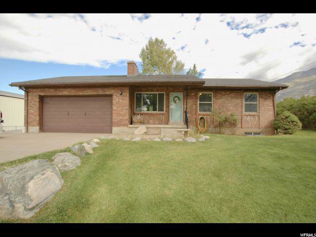 2216 E 7400 S, South Weber, UT 84405 (#1634367) :: Doxey Real Estate Group