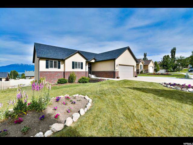 3406 S Red Shouldered Trl W, Saratoga Springs, UT 84045 (#1634417) :: The Fields Team