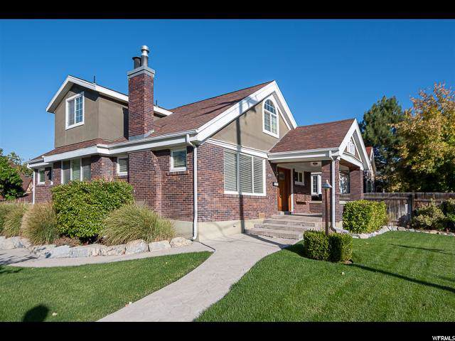 1200 S 1500 E, Salt Lake City, UT 84105 (#1634436) :: The Muve Group