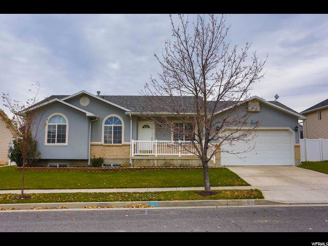 3337 S Timeron Dr, West Valley City, UT 84128 (#1634442) :: Colemere Realty Associates