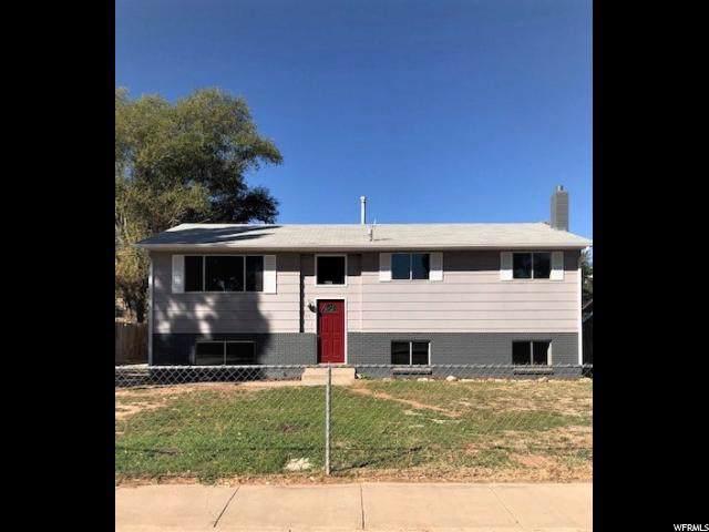 164 S Alta St W, Roosevelt, UT 84066 (#1634459) :: Red Sign Team