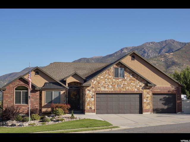 2678 E 8150 S, South Weber, UT 84405 (#1634463) :: Doxey Real Estate Group