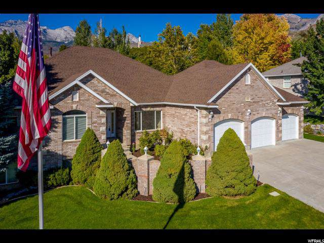 843 Canterbury Ln, Alpine, UT 84004 (#1634465) :: Red Sign Team