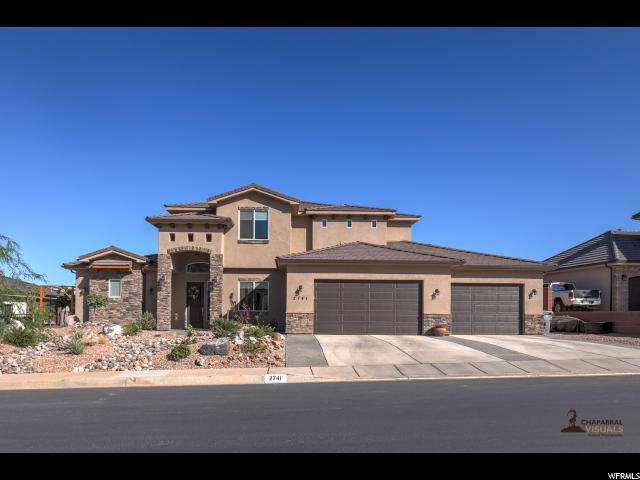 2741 E Hazel Dr, St. George, UT 84790 (#1634466) :: Bustos Real Estate | Keller Williams Utah Realtors