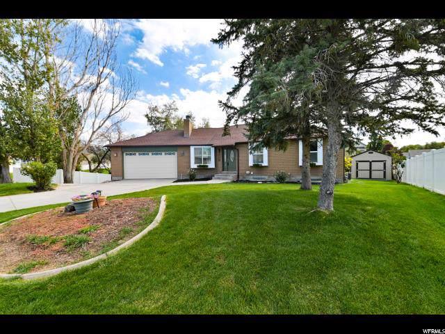 1261 W Country Mile Dr S, Riverton, UT 84065 (#1634478) :: Big Key Real Estate
