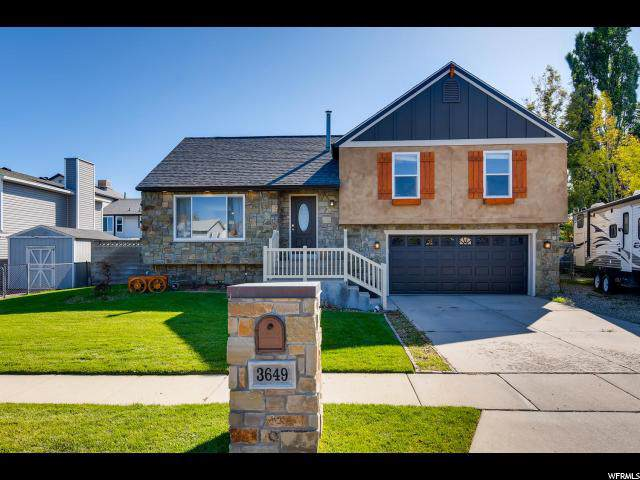 3649 W 5695 S, Taylorsville, UT 84129 (#1634483) :: The Fields Team