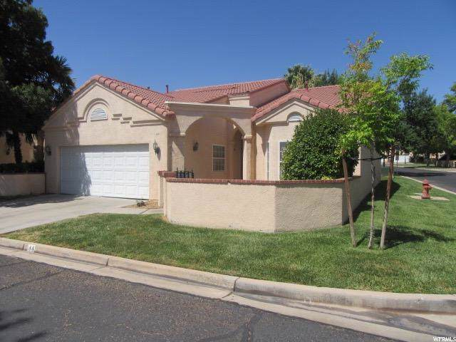 1186 E 900 S #44, St. George, UT 84790 (#1634515) :: Colemere Realty Associates