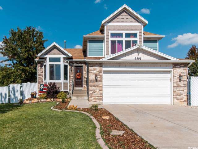2598 W 3950 S, Roy, UT 84067 (#1634527) :: Pearson & Associates Real Estate