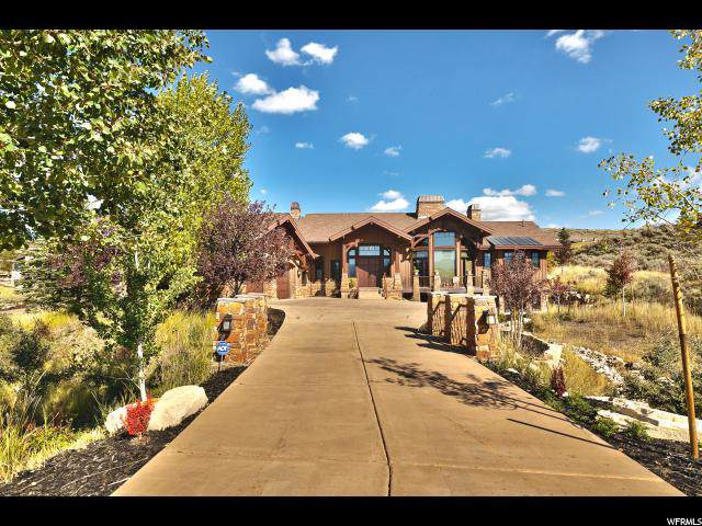 7446 Fiddlers Holw, Park City, UT 84098 (#1634544) :: Colemere Realty Associates
