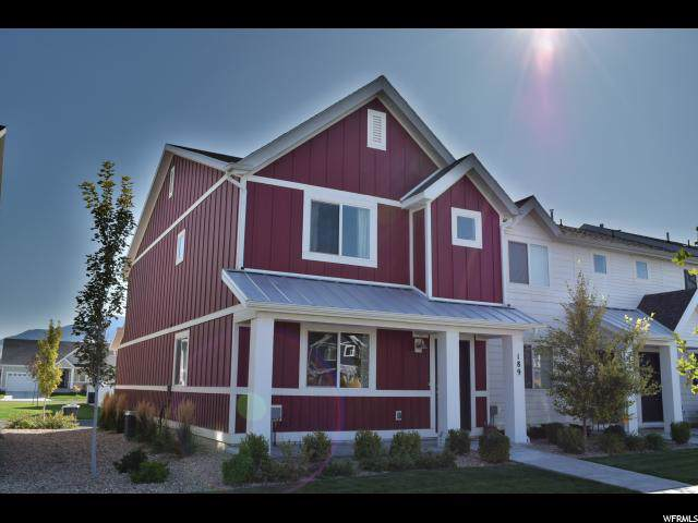 189 E Legacy Pkwy, Saratoga Springs, UT 84045 (#1634563) :: Colemere Realty Associates