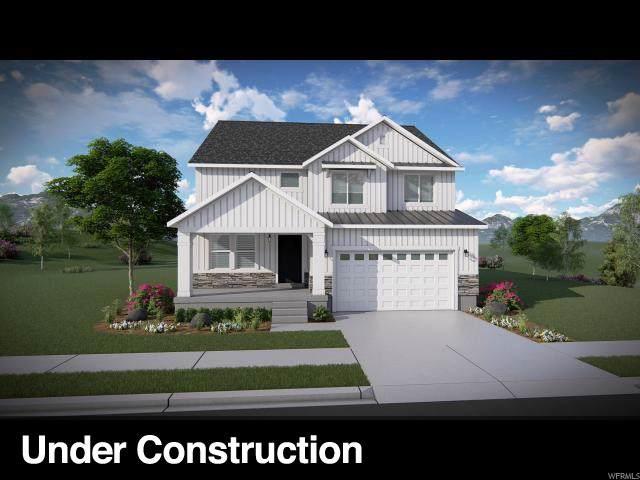 634 E Mount Peale Dr #341, Eagle Mountain, UT 84005 (#1634565) :: Big Key Real Estate