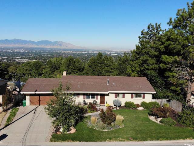 4590 S Westview Dr, Salt Lake City, UT 84124 (#1634572) :: The Fields Team