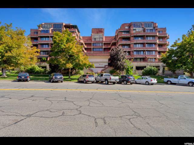 115 S 1100 E #408, Salt Lake City, UT 84102 (#1634587) :: Doxey Real Estate Group