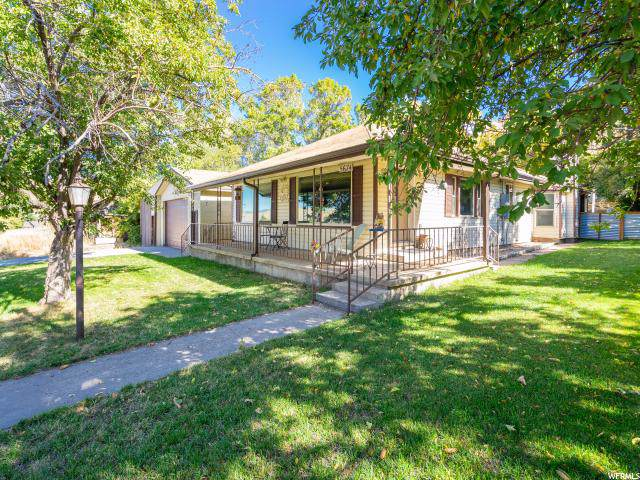 5674 N State Road 32, Peoa, UT 84061 (#1634602) :: Doxey Real Estate Group