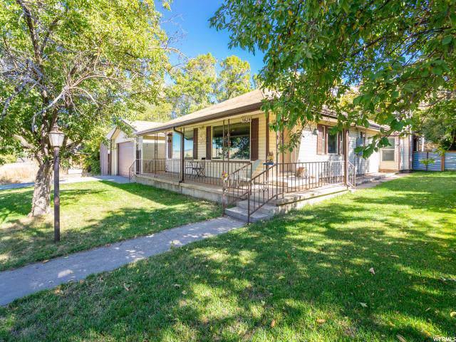 5674 N State Road 32, Peoa, UT 84061 (MLS #1634602) :: High Country Properties