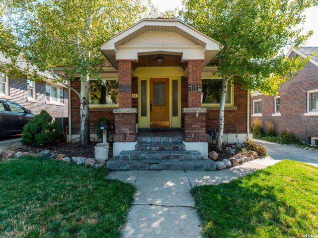 1354 E 1300 S, Salt Lake City, UT 84105 (#1634625) :: The Muve Group