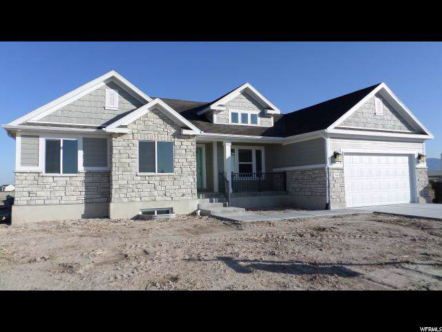 3344 W Cranefield Rd, Clinton, UT 84015 (#1634651) :: Red Sign Team