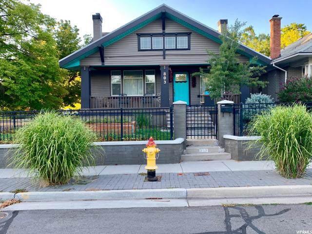 803 E Westminster Ave, Salt Lake City, UT 84105 (#1634675) :: Exit Realty Success