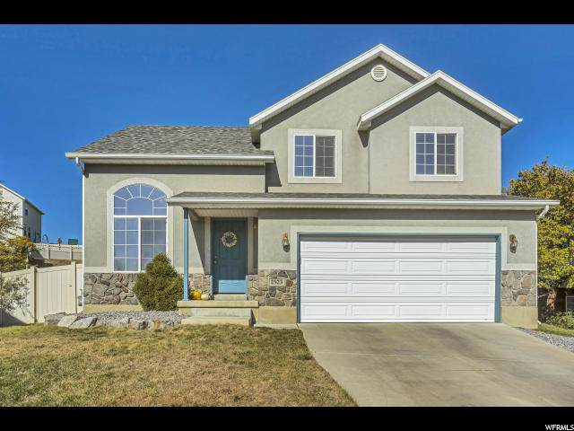 2523 N Pear Pl W, Saratoga Springs, UT 84045 (#1634701) :: Red Sign Team