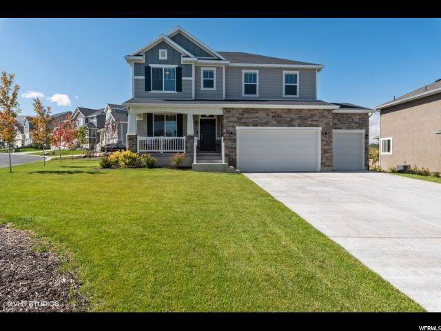 1839 S Centennial E #3, Saratoga Springs, UT 84045 (#1634763) :: The Fields Team