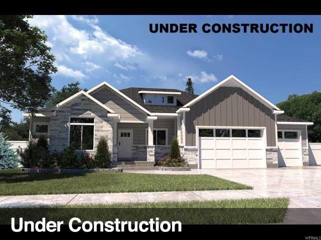 589 W Rocky Bluff Cv S, Draper, UT 84020 (#1634776) :: Big Key Real Estate