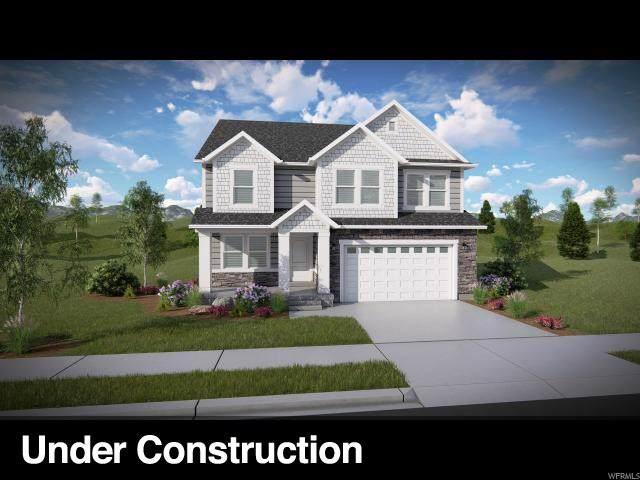 629 E Mount Peal Dr #302, Eagle Mountain, UT 84005 (#1634783) :: Big Key Real Estate