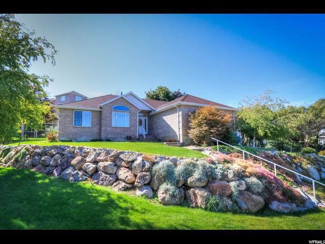 137 W Sterling Dr S, Bountiful, UT 84010 (#1634801) :: Exit Realty Success