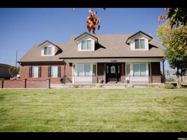 12690 S Critters Cv W, Riverton, UT 84096 (#1634853) :: Big Key Real Estate