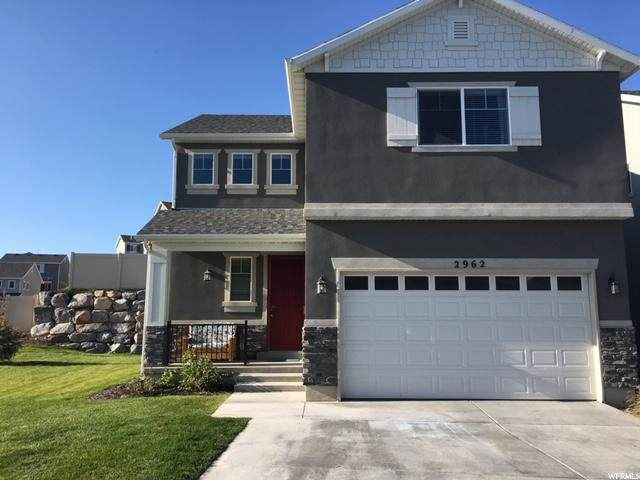 2962 S Willow Creek Dr. W #2476, Saratoga Springs, UT 84045 (#1634863) :: Colemere Realty Associates