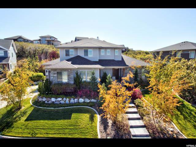 2024 E Lone Spruce Ct, Draper, UT 84020 (#1634887) :: Colemere Realty Associates