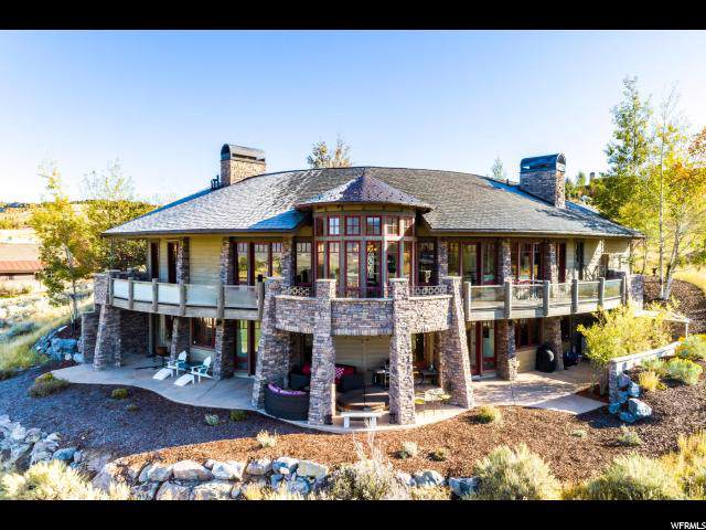 7185 N Sage Meadow Rd, Park City, UT 84098 (#1634888) :: Doxey Real Estate Group