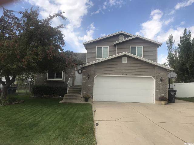 1730 S 300 E, Kaysville, UT 84037 (#1634912) :: Red Sign Team
