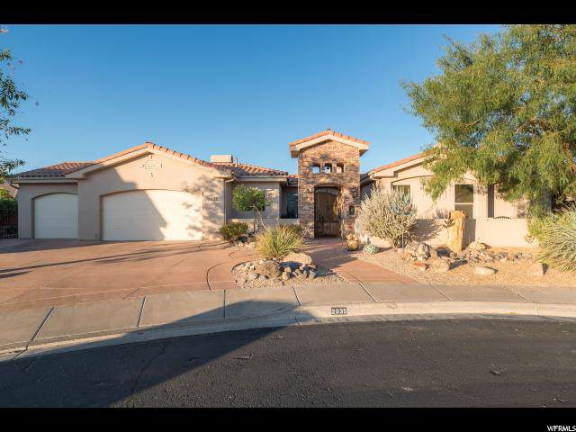 2035 W 530 Cir S #76, St. George, UT 84770 (#1634953) :: Exit Realty Success