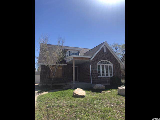 1726 E Yale Ave S, Salt Lake City, UT 84108 (#1635007) :: Keller Williams Legacy