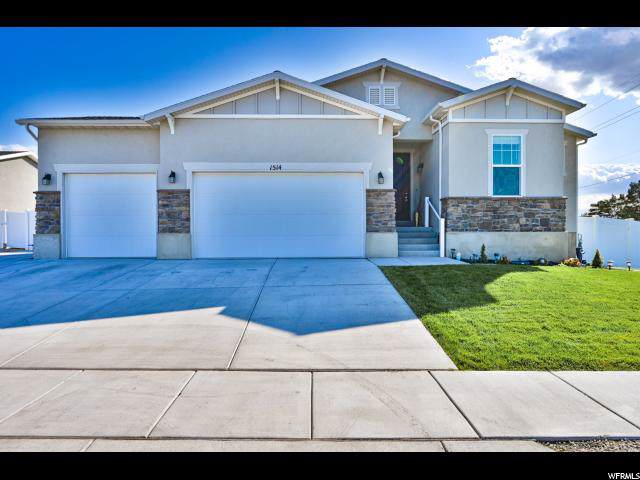 1514 N 1400 W, Lehi, UT 84043 (#1635016) :: Red Sign Team