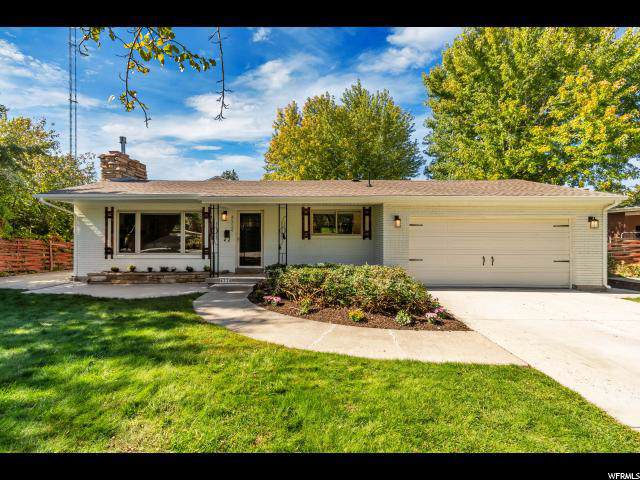 4334 S Shirley E, Holladay, UT 84124 (#1635032) :: Colemere Realty Associates